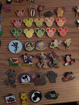 Disney pin bundle! for Sale in Warren, NJ