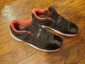 Retro Jordan Bred 11s - Size 7Y for Sale in Raleigh, NC