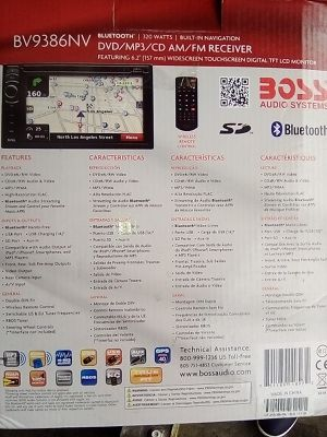 Boss navigation system for Sale in Los Angeles, CA