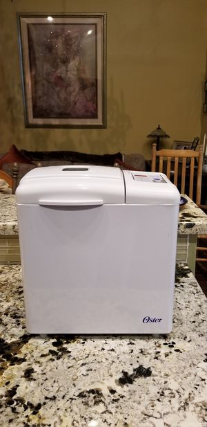 Oster Bread Maker for Sale in Cooper City, FL