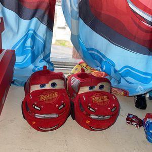 Lightning Mcqueen Toddler Slippers for Sale in Drexel Hill, PA