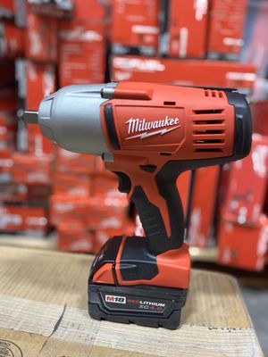 Brand new milwaukee 2663-20 1/2 impact wrench with 4.0 battery for Sale in Gaithersburg, MD