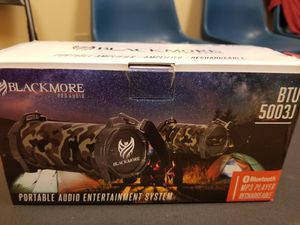 BlackMore pro audio Bluetooth speaker for Sale in Riverside, CA