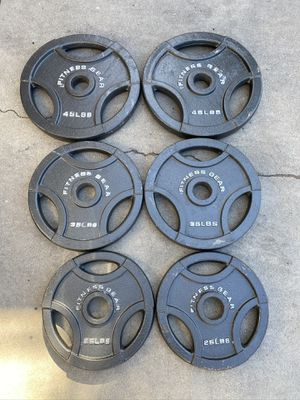 Olympic Weight Set for Sale in Los Angeles, CA