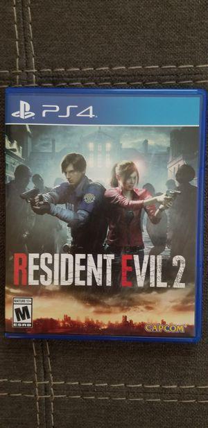 Resident Evil 2 for Sale in Falls Church, VA