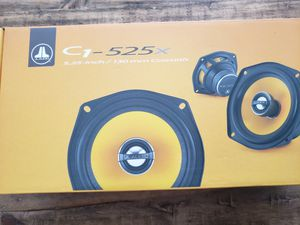 JL Audio Speakers 5.25in for Sale in San Diego, CA