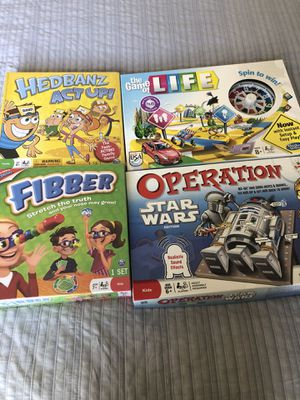Board Games for Sale in Anaheim, CA