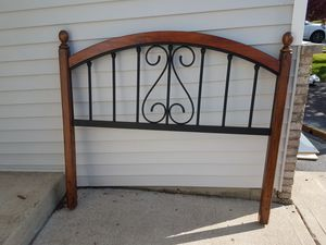 Queen Bed Frame for Sale in Joliet, IL