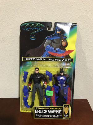 Batman/Bruce Wayne action figure for Sale in Thonotosassa, FL