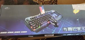 Gamers keyboard with mouse for Sale in Spring Valley, CA