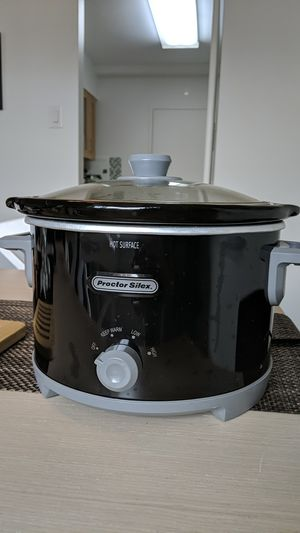 Proctor-Silex 4-qt slow cooker for Sale in Pittsburgh, PA