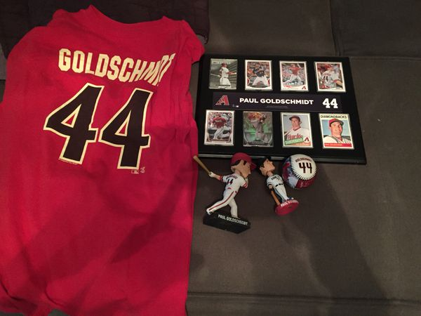 Goldschmidt Goldie Memorabilia