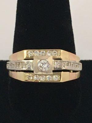 14k Tri Gold Ring for Sale in Phoenix, AZ