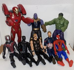 MARVEL Action Figures for Sale in Fort Worth, TX