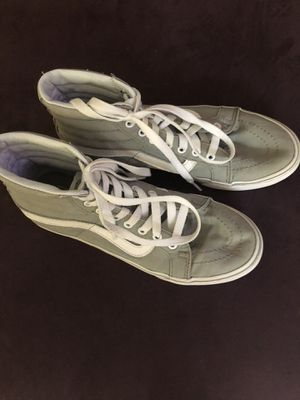 Women's Hightop Vans for Sale in Snohomish, WA