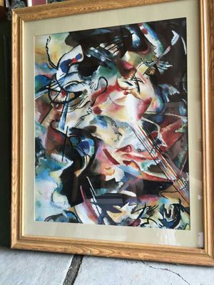 Musical abstract wall art for Sale in Southgate, MI