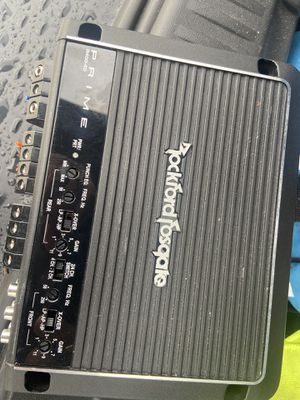 Amplifier punch for Sale in Miami, FL