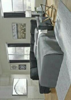 Altari Slate LAF Full Sleeper Sectional Cuch Sofa for Sale in Houston,  TX