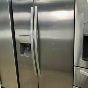 New Side by Side Refrigerator and Fridges For a Great Price! for Sale in Decatur, GA