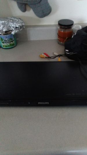 Philips dvd player for Sale in Rochester, MN