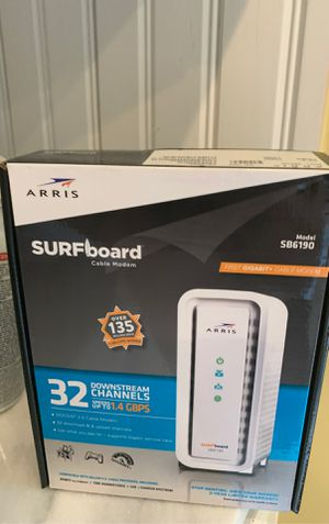 Cable modem for Sale in Miami Springs, FL