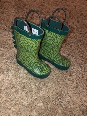 Kids rain boots for Sale in Downey, CA