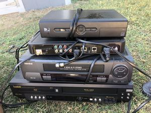 VCR/dvd for Sale in Fresno, CA
