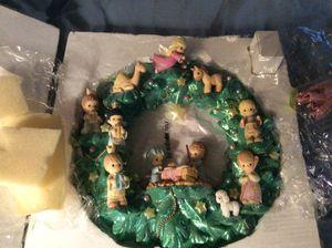Precious Moment Christmas Wreath for Sale in Aurora, CO
