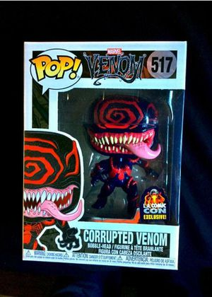 Corrupted venom pop for Sale in Downey, CA