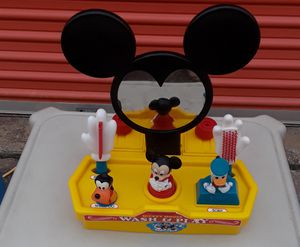 Mickey Mouse Wash and play grooming set for Sale in Virginia Beach, VA