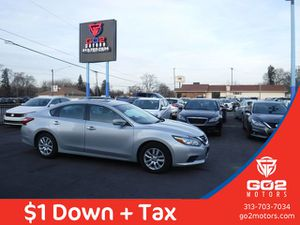 2016 Nissan Altima for Sale in Detroit, MI