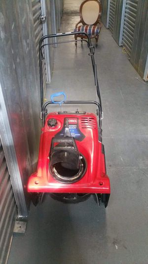 Toro snow blower gas for Sale in Silver Spring, MD