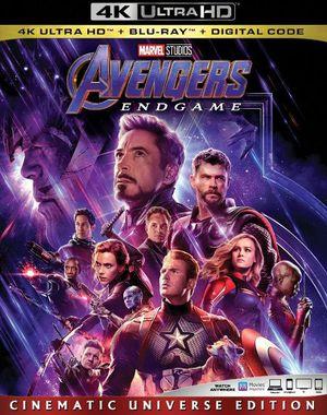 Avengers Endgame 4K UHD Digital Movie Code for Sale in Fort Worth, TX