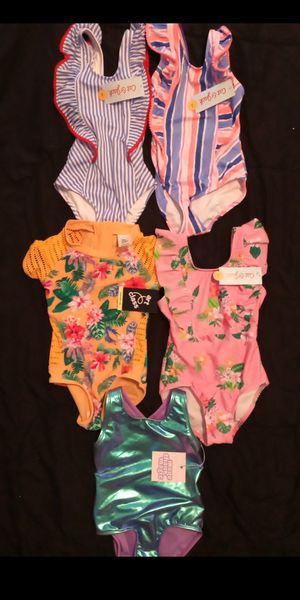 Toddler 4/5 bathing suits for Sale in Fresno, CA