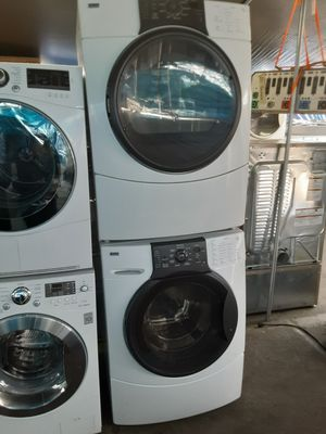 $599 whirlpool washer dryer set includes delivery in the San Fernando Valley a warranty and installation for Sale in Los Angeles, CA
