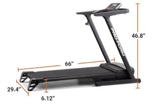 ProForm Cadence WLT Folding Treadmill, Compatible with iFit Personal Training for Sale in Plantation, FL