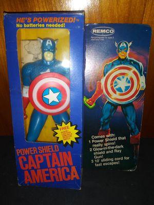 1980 Captain America Power Shield NIB Rare for Sale in Pulaski, TN