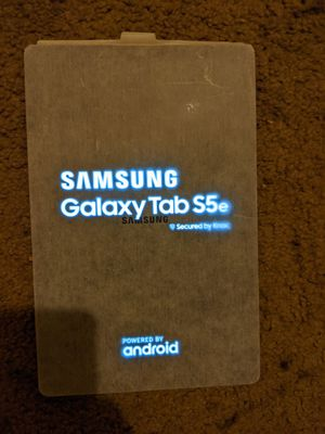 Samsung Galaxy s5e for Sale in Upland, CA