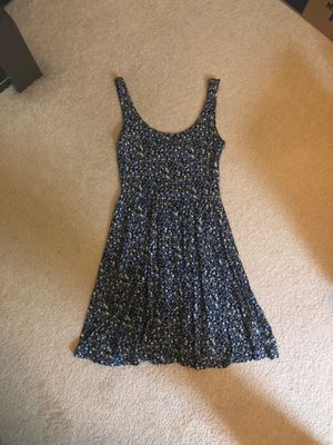 NEW! American Eagle blue floral dress for Sale in Naperville, IL
