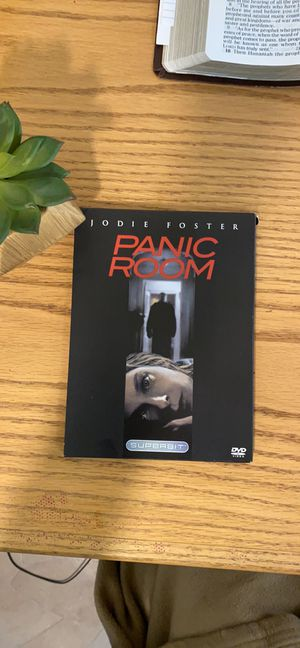 Panic room dvd for Sale in Raytown, MO