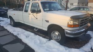 97 ford f350 dually 7.3 turbo diesel for Sale in Washington, DC