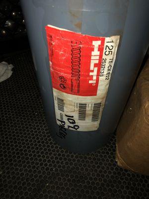 """250 Hilti Bits - 5/16"""" for Sale in Miramar, FL"""