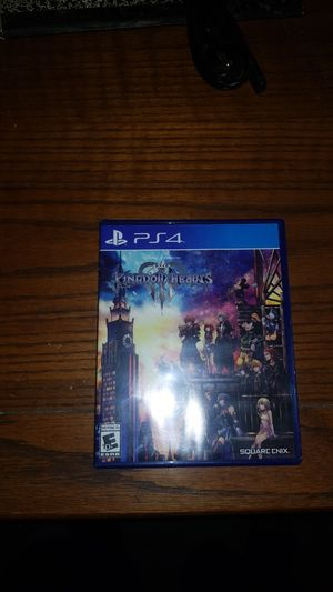 Kingdom hearts 3 for Sale in Columbus, OH