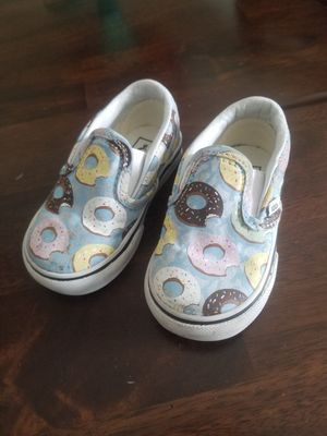Donut VANS size 4.5c for Sale in Long Beach, CA