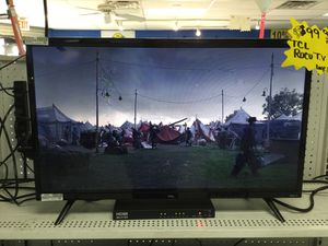 """TCL ROKU 32"""" smart tv for Sale in Dallas, TX"""