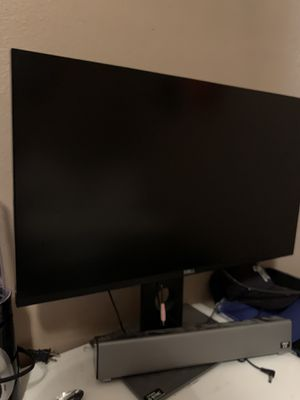 dell gaming monitor s2417dg and speaker for Sale in Granite City, IL