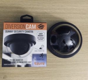 Diversion Cam, Dummy Security Cam indoor/outdoor for Sale in NEW CARROLLTN, MD
