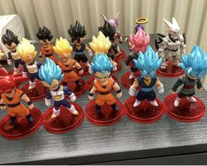 Immaculate 20+ Characters Mini Models Statues - Dragon Ball Z Figures DBZ for Sale in Miami Beach, FL