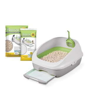 Tidy Cats Breeze Litter Box Pellet System for Sale in Downey, CA