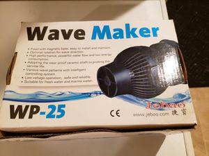 New Jebao wavemaker WP-25 for fish tank for Sale in Saugus, MA